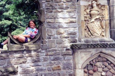 girl in a window 2