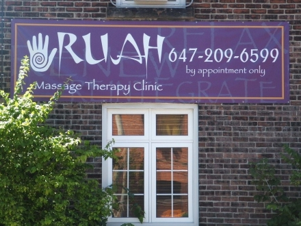 Ruah massage therapy