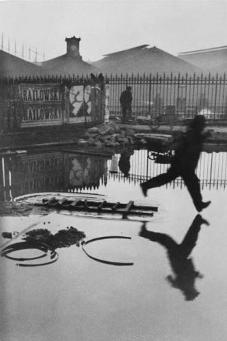 Derrière la gare Saint-Lazare (1932)