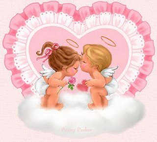 valentine angels