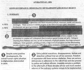 censored report