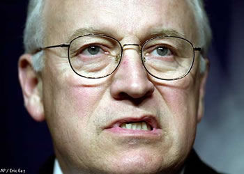 the Cheney snarl