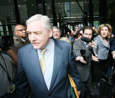 Conrad Black and inquisitors