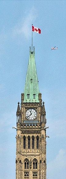 Peace Tower, Parliament Hill, Ottawa