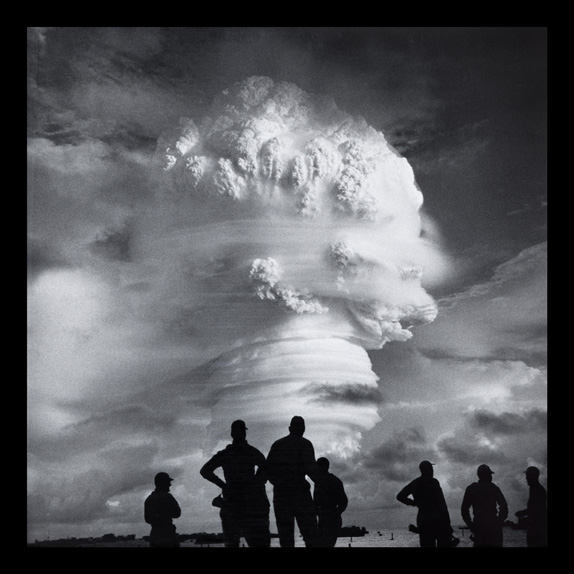 which documents the destructive force unleashed during nuclear tests