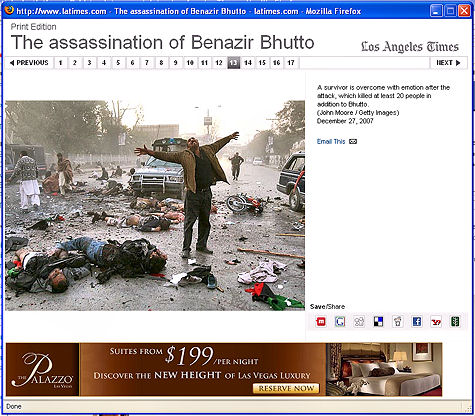 Benazir Bhutto's assassination jpg