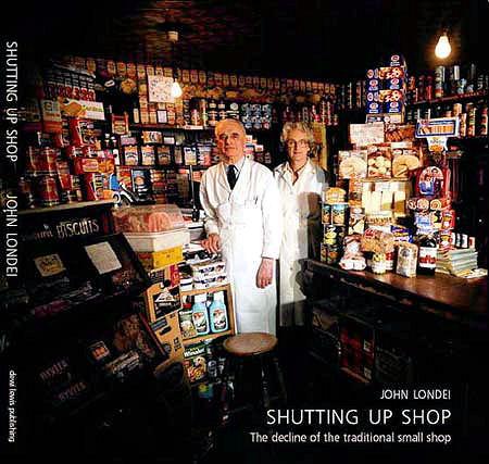 John Londei, Shutting Up Shop