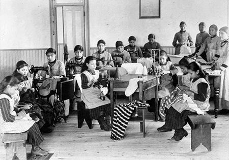 Indian residential school