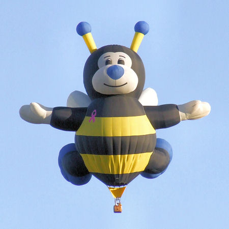 honey bee balloon_1