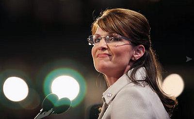 Sarah Palin convention speech