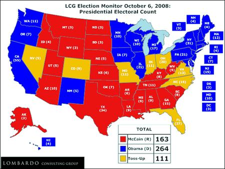 electoral map 08.10.07
