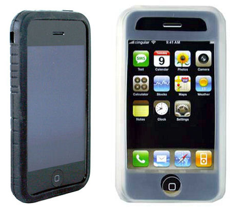 iPhone protective cover and skin
