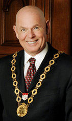 Ottawa Mayor Larry O'Brien