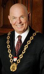 Ottawa Mayor Larry O'Brien
