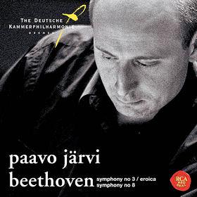 Paavo Jarvi, Beethoven Symphony #3 #8